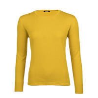 Women's wool sweater made of Extra Fine Merino wool - Woodbine