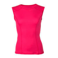 Women's functional undershirt made of Merino wool - pink
