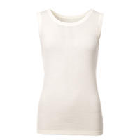 Women's functional undershirt made of Merino wool - natural