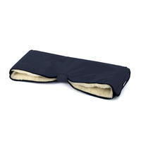 Wool sleeve WOOLIFE Cashmere blue