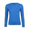 Women's wool sweater made of Extra Fine Merino wool - Blue Heaven, XS - 1/3