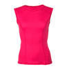 Women's functional undershirt made of Merino wool - pink - 1/3