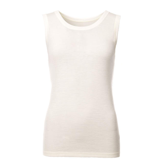 Women's functional undershirt made of Merino wool - natural - 1