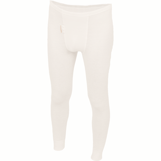Men's functional long johns made of Merino wool - natural, L - 1