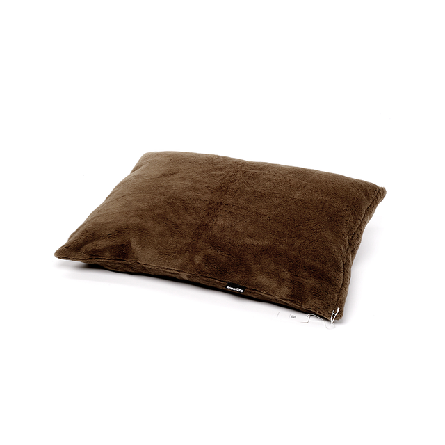 Merinowool Pillow with Camel - 1