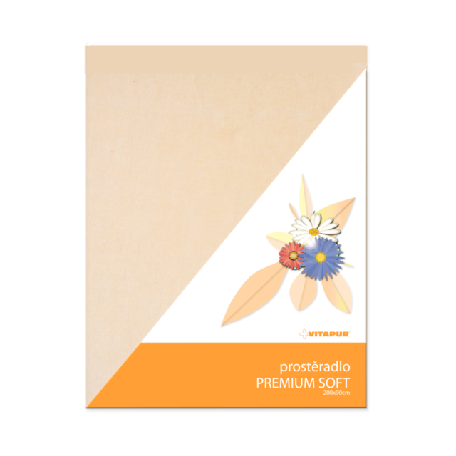 Sheet PREMIUM SOFT cream - 1