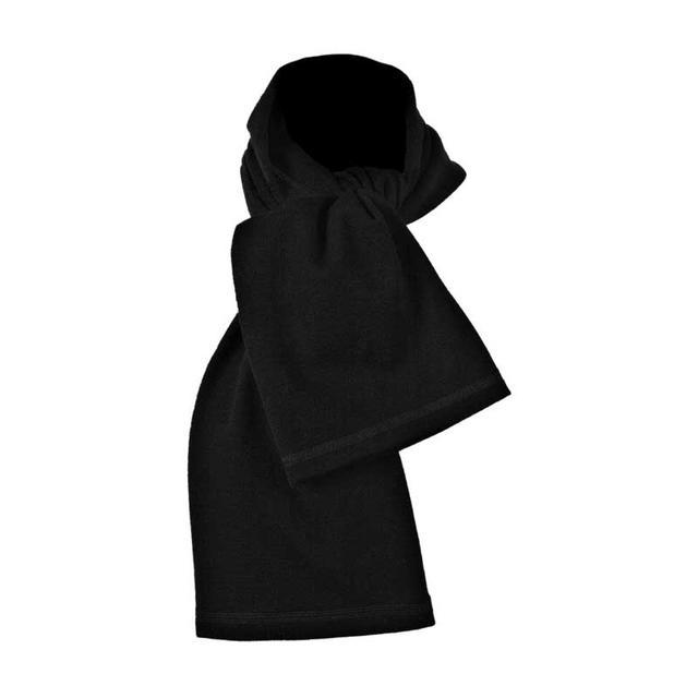 Functional thermo scarf made of Merino wool - black, Size UNI - 2